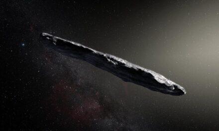 'Oumuamua, un frattale di polvere?