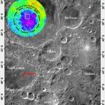Luna, misurata l'età del cratere di Finsen