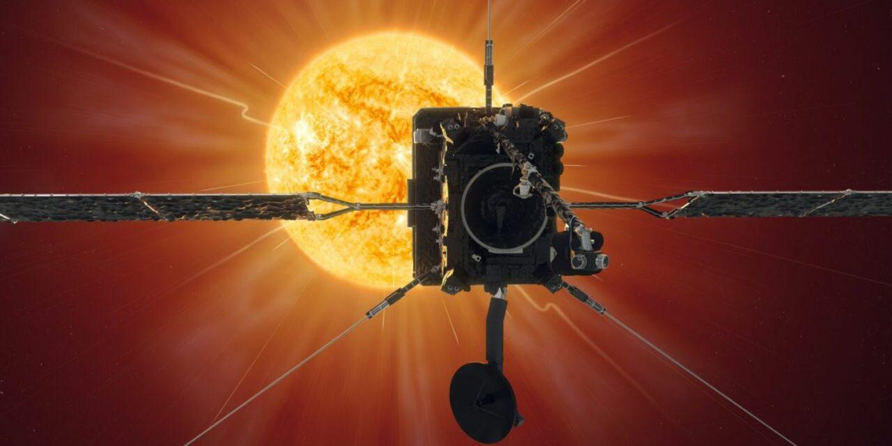 Solar Orbiter, diffusi i primi dati al pubblico