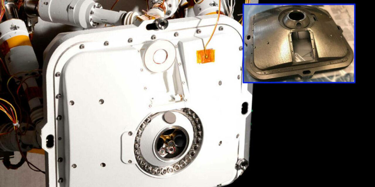 Perseverance e la stampa 3D su Marte