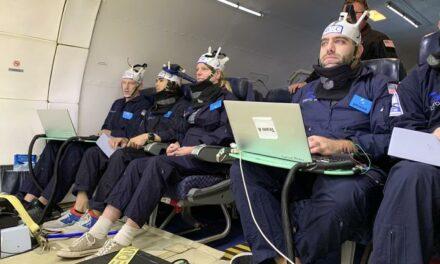 Stimolazione cerebrale, l'esperimento a zero-G