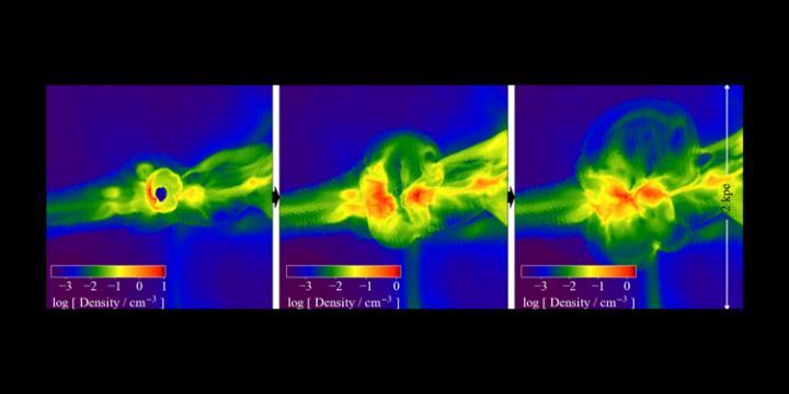 Tracce dell'universo primordiale nei fossili stellari