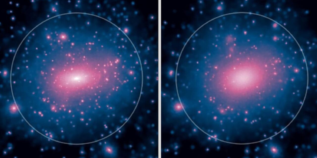 Materia oscura? Teoricamente disordinata