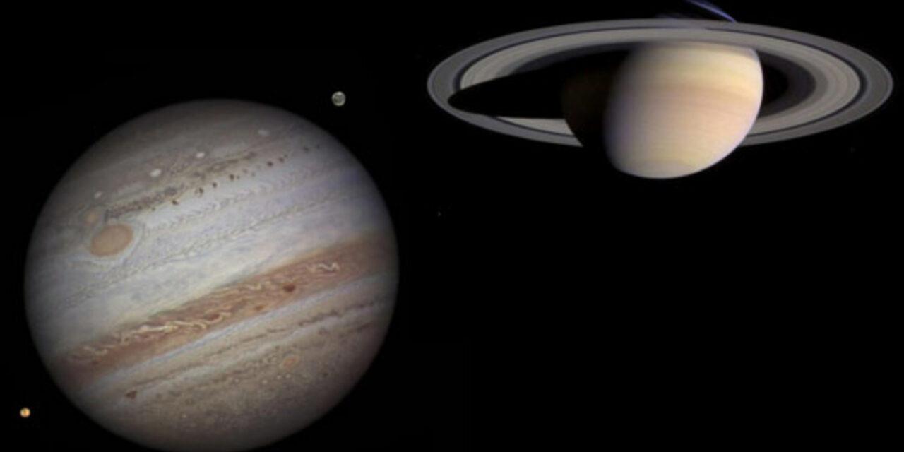 L'influenza dei pianeti giganti sul Sistema Solare