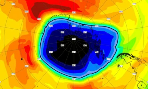 Antartide, buco dell'ozono da record