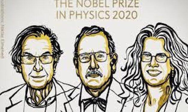 Il Nobel per la fisica premia i buchi neri