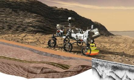 Rimfax: un radar per scoprire il sottosuolo marziano