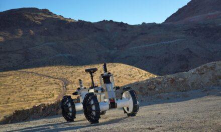 DuAxel, una cinghia e quattro ruote per Marte