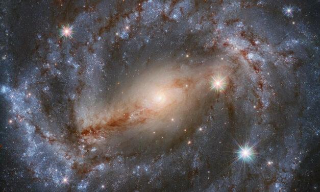 Lo scatto perfetto di Hubble