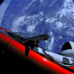 Starman vola su Marte