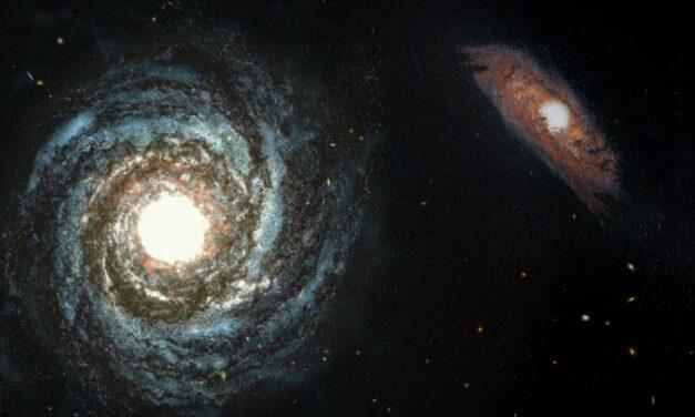 I quasar che scoverà il Webb