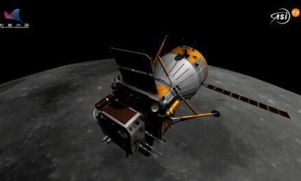 La Cina vuol prendere la Luna