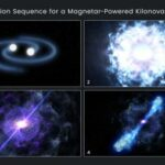 Il primo vagito di una magnetar