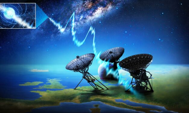 Fast radio burst, una magnetar sotto osservazione