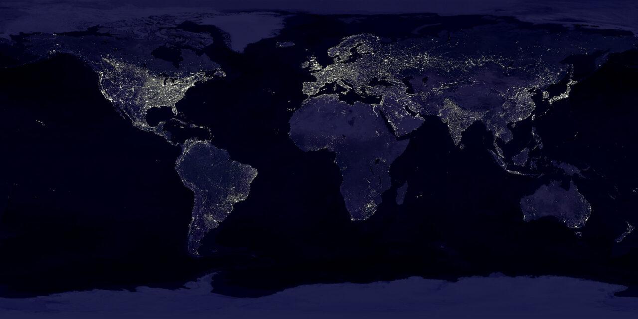 L'illuminazione stradale inquina meno del previsto