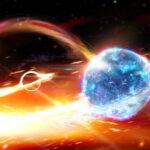 La ricerca dei bagliori della fusione tra un buco nero e una stella di neutroni