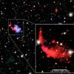 Scontri galattici super magnetici all'alba dell'universo