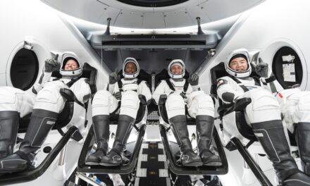 Resilience verso l'orbita bassa