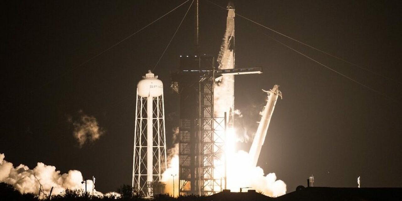 Nasa e SpaceX, un taxi spaziale per la Iss