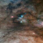 La glicina 'nasce' nelle nubi interstellari