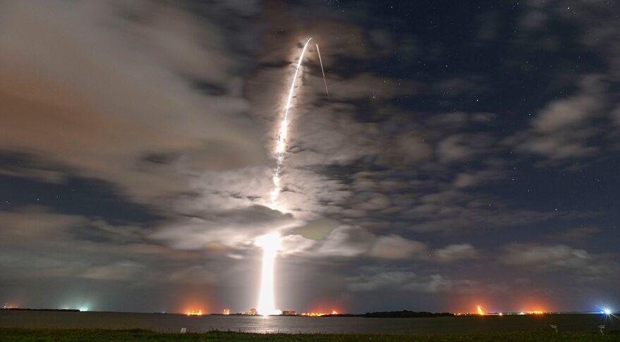 SpaceX fa cento con il Falcon 9