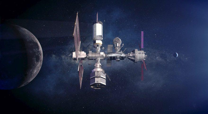Astronauti europei per la Luna