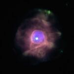 Un'ametista cosmica per Chandra