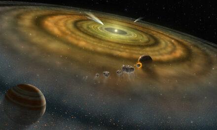 Sistema solare, solo 200mila anni per la sua formazione