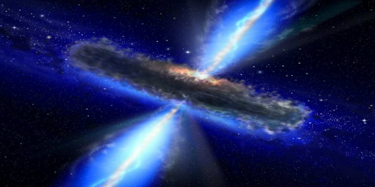 Un microscopio astronomico rivela l'origine dei venti provenienti dai buchi neri
