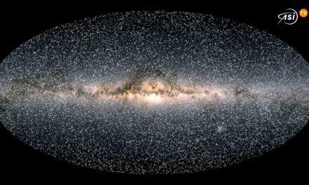 Viaggio in 3D ai confini della Galassia con Gaia