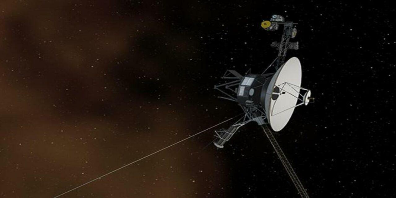 Voyager, scoperto un nuovo tipo di esplosione di elettroni