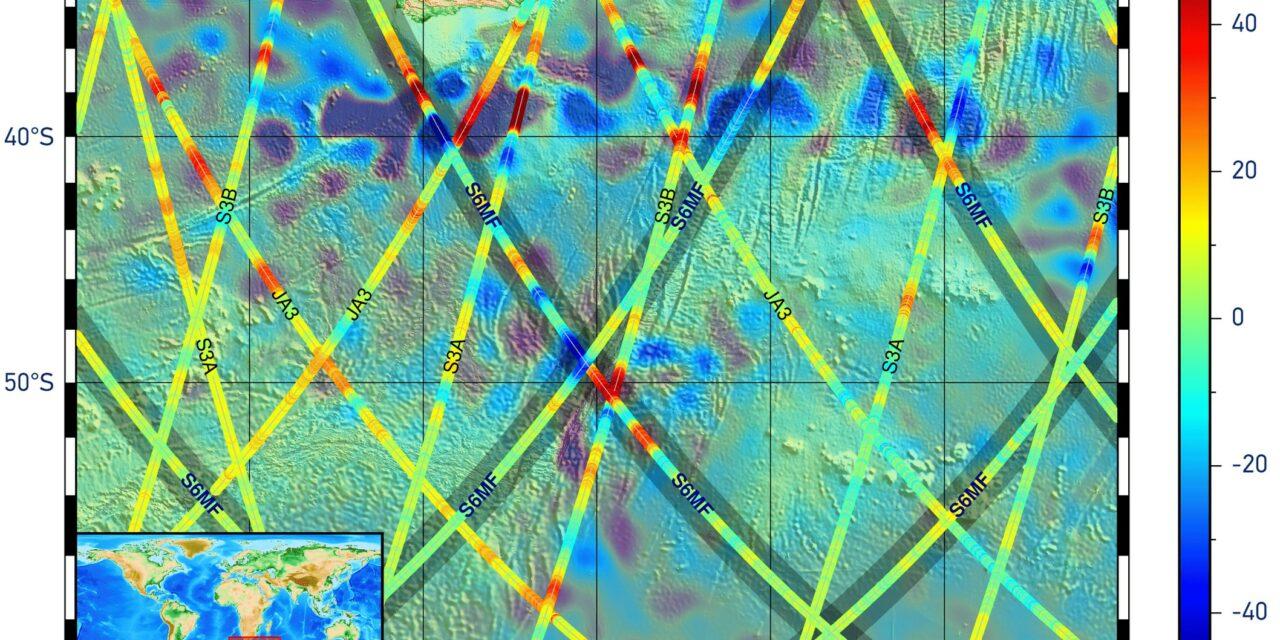 Livelli del mare sotto controllo con Sentinel-6 Michael Freilich
