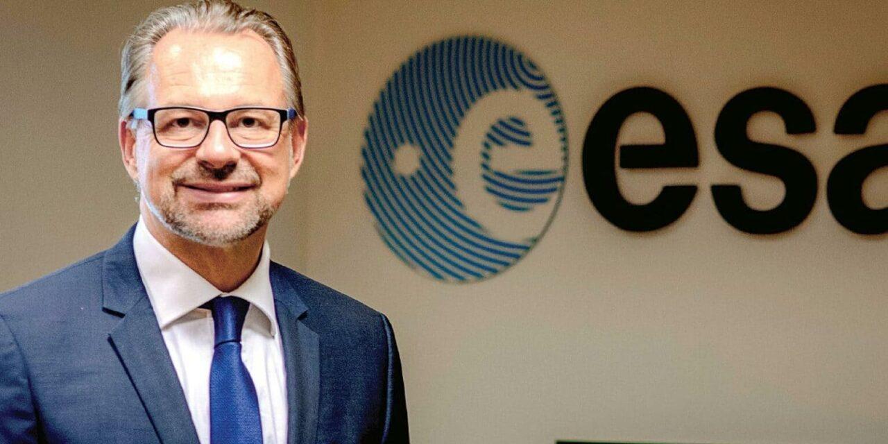 Josef Aschbacher è il nuovo DG dell'ESA