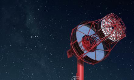 Prototype Schwarzschild-Couder Telescope, il telescopio dal cuore made in Italy