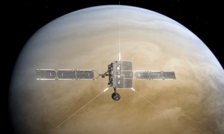 Solar Orbiter sorvola Venere