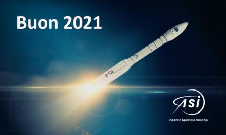 Salutando il 2021
