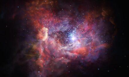 Le galassie polverose dell'universo bambino