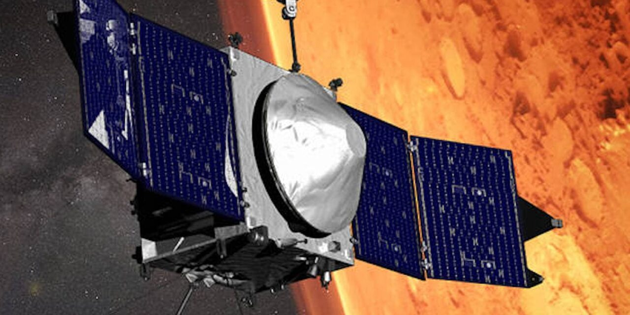 Maven supporterà Mars 2020