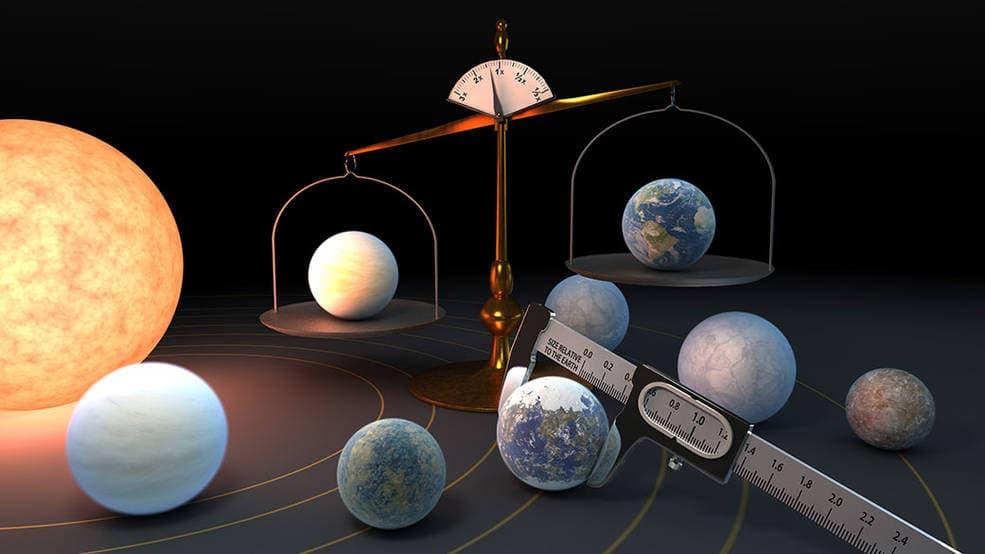 Trappist-1, nuove rivelazioni sui 7 pianeti