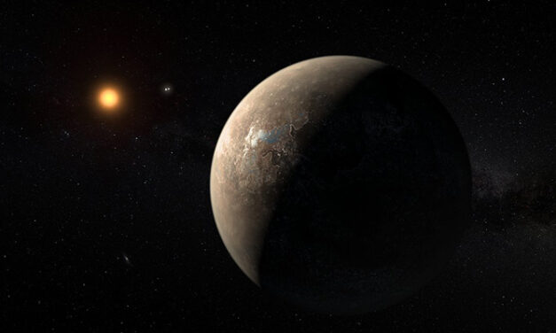 A caccia di emissioni radio di Proxima B