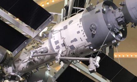 Come sarà la nuova Stazione Spaziale Cinese
