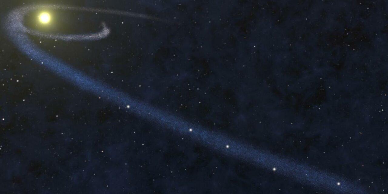 Via Lattea, individuata una parte della materia mancante