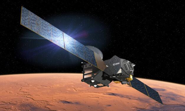 L'acqua in fuga da Marte testimonia i cambiamenti climatici del pianeta