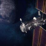 Lunar Gateway, due moduli  in orbita con il  Falcon Heavy