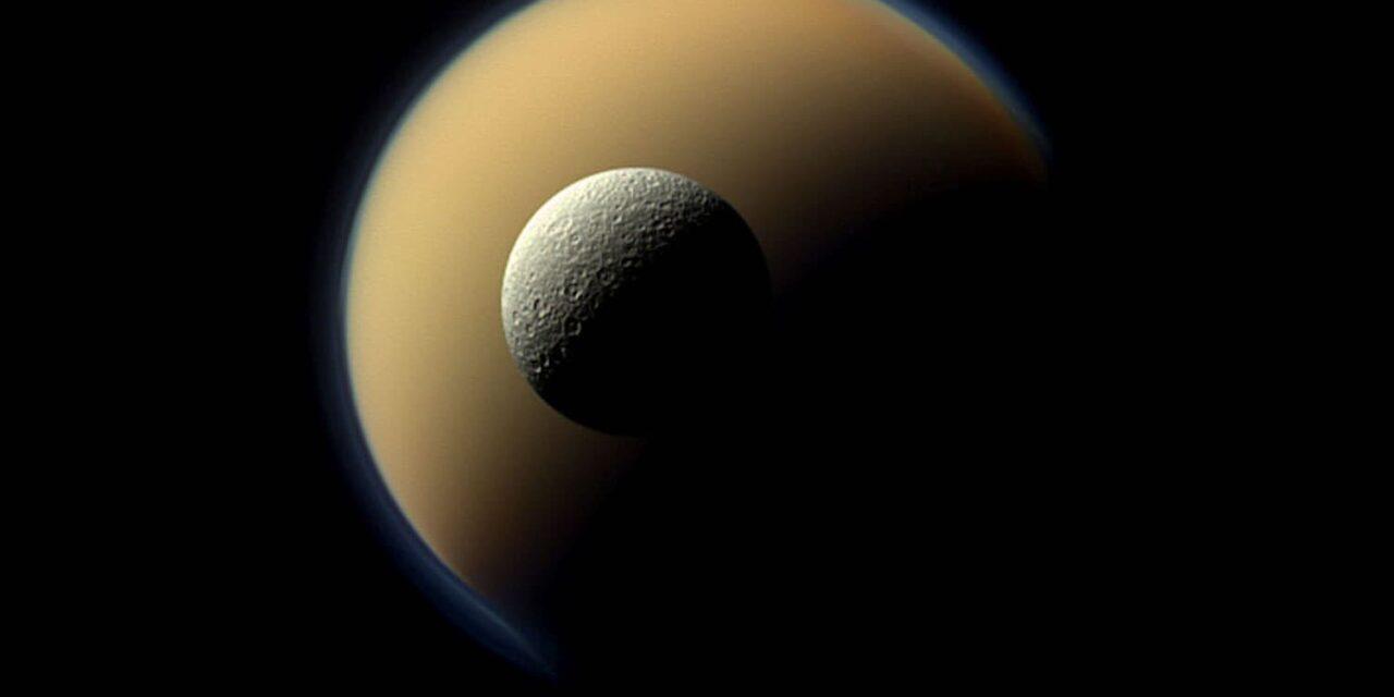 Saturno, Rea e l'idrazina che non ti aspetti