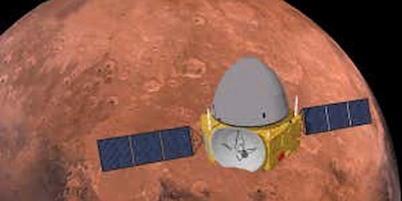 La ricerca sulla verità celeste giunge su Marte